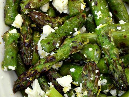 Asparagus feta 12