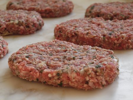Lamb burger 2
